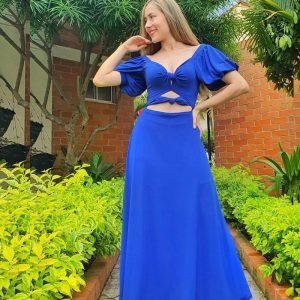 Maria Moñitos Azul